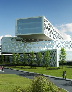 StatoilHydro Corporate Office - a-lab