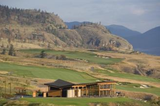 Tobiano Golf Clubhouse - a|k|a Architecture