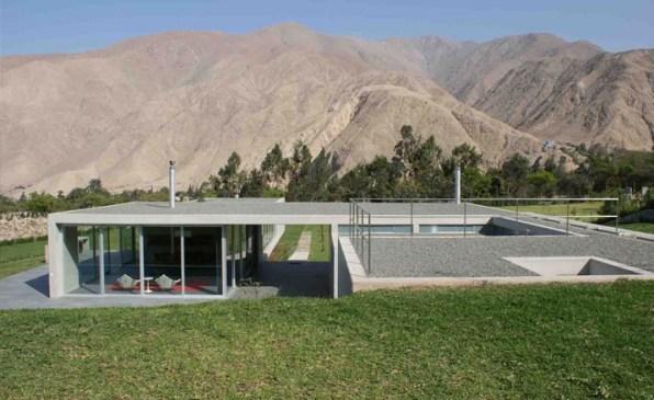 Casa en Sierra Morena - Juan Carlos Doblado