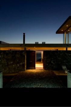 Casa en Tunquén - Rodrigo Aguilar