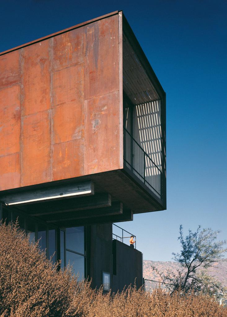 Casa en La Reserva - Sebastian Irarrazaval