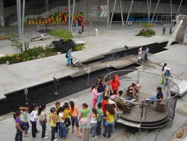Parque Explora - Alejandro Echeverri