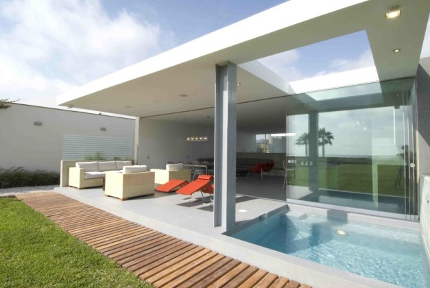 Casa en Playa la Isla - Juan Carlos Doblado