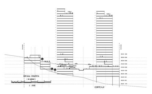Concurso Dinastia - Pascal Arquitectos