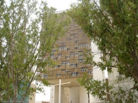 Torre Cube - Carme Pinós