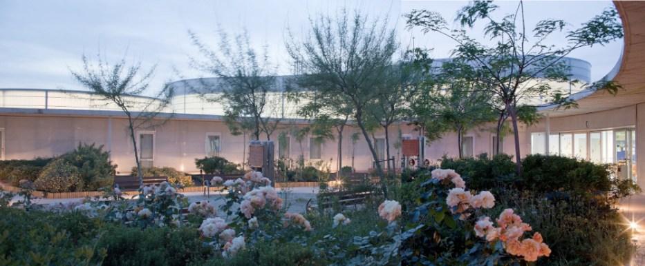 Centro Geriatrico Santa Rosa - Manuel Ocaña