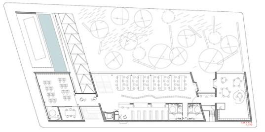 "Biblioteca Municipial ""Manuel Altolaguirre"" - CDG Arquitectos"