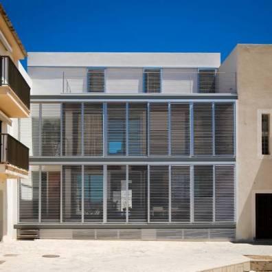 Casa Cerdá - Joan Riera y Francisco Barcelo