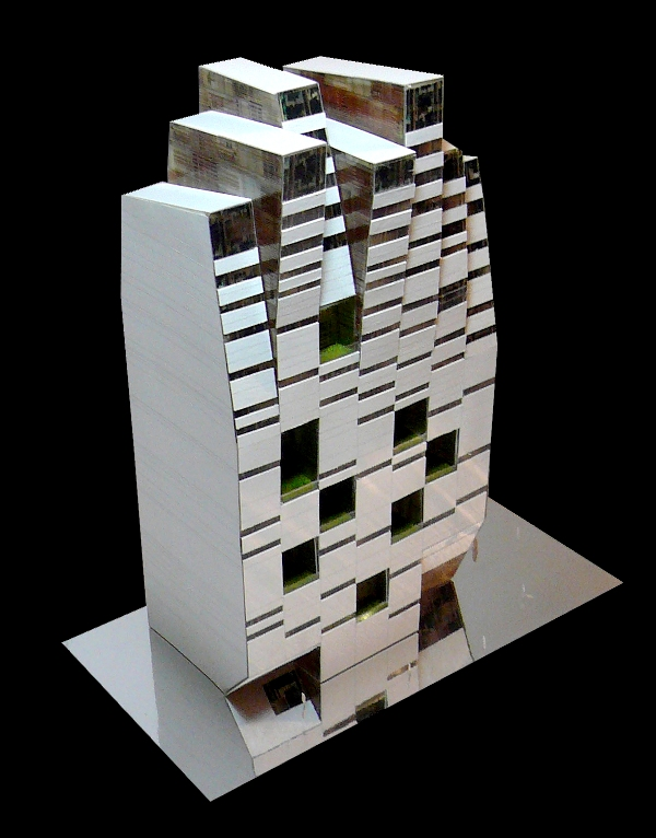 Mixed Use Tower - Moho Architects