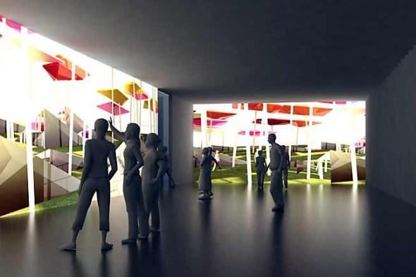 Pabellón de México Expo Shanghai 2010 - SLOT