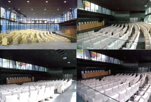Auditorio Rafael del Pino - Rafael de la Hoz