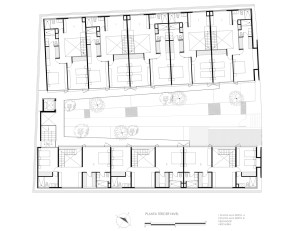 Monte Elbruz – Garduño Arquitectos - Tercer Nivel
