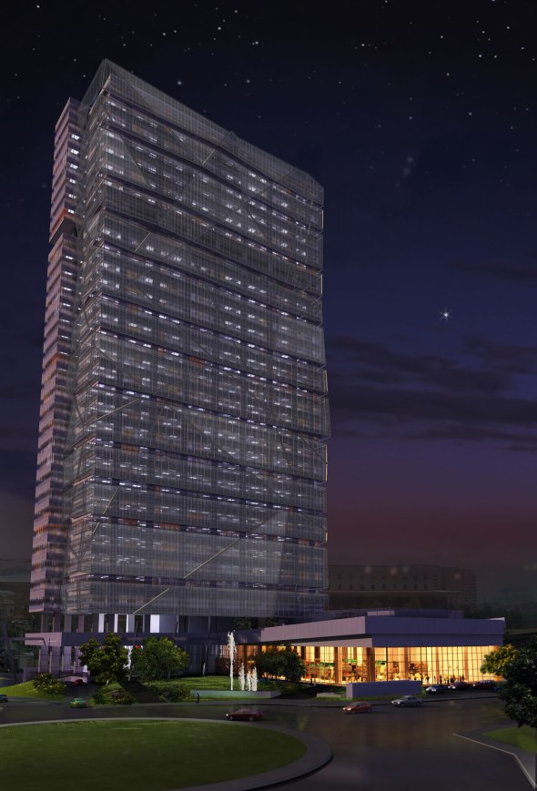 Torre Efizia - SPACE Architects + Planners