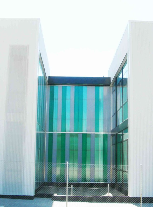 Vivero de empresas - bm2c arquitectos