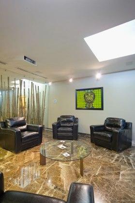 Oficinas LCG - Arquitectura en Proceso