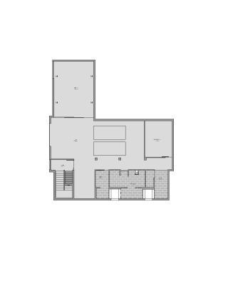 """Casa en """"A-Zapateira"""" – a.f. abeijón-fernandez arquitectos / Planta Sótano"""
