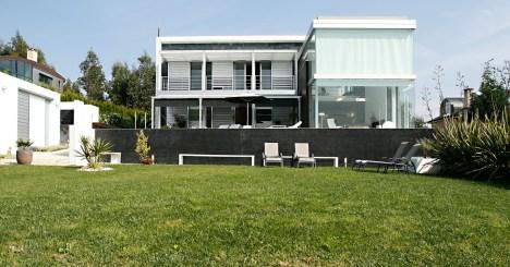 """Casa en """"A-Zapateira"""" – a.f. abeijón-fernandez arquitectos"""