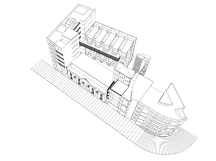 Conjunto Veracruz - Isometrico