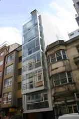 Edificio de Viviendas San Luis - a.f. abeijón-fernandez arquitectos