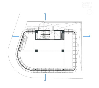 Palmito - ZD+A / Planta Primer Nivel