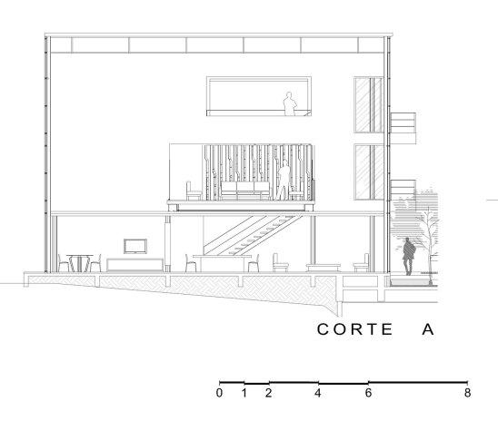 Casa Ahuehuetes - ARCO