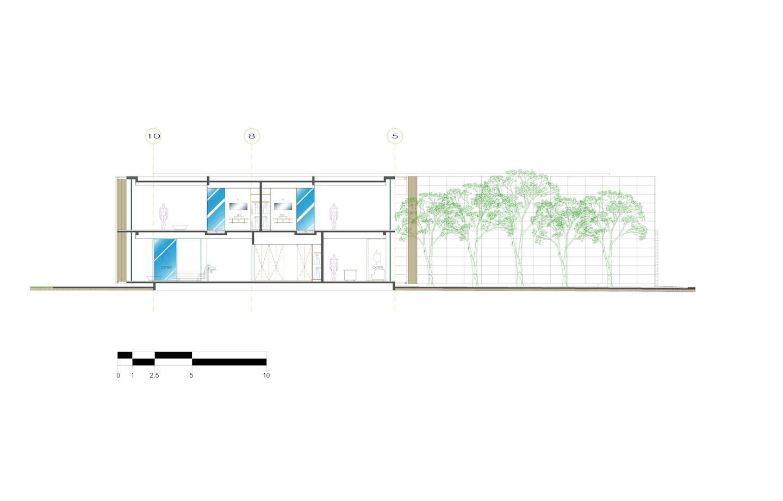 Casa 1256 El Cid - Axel Duhart Arquitectos