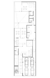 Notaria 15 - Taller 5 arquitectos / Planta Baja