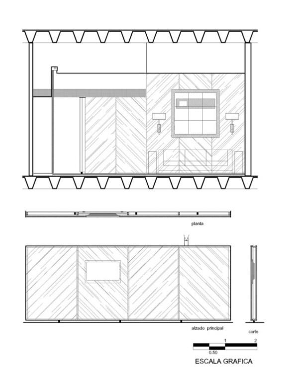 Oficinas ACBC - Pascal Arquitectos / Vestibulo de Acceso a Oficinas