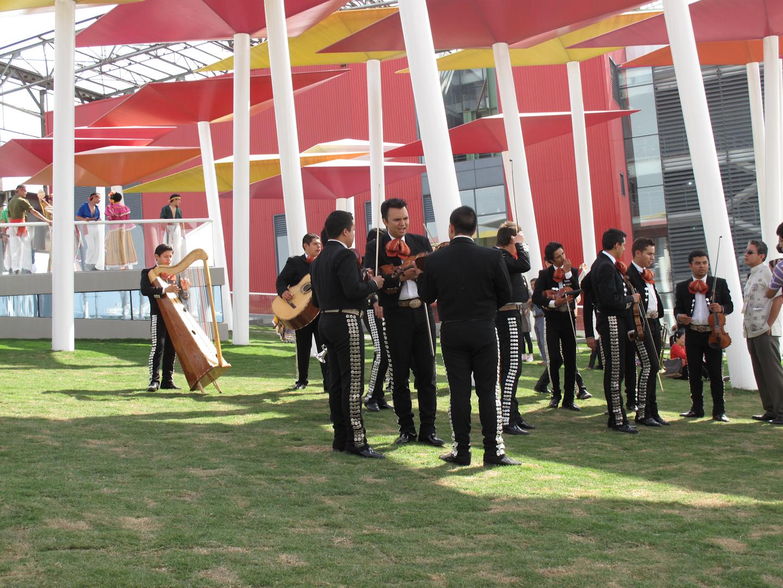 Pabellon de Mexico Expo Shanghai 2010 - Slot