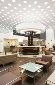Salón Centurion American Express Terminal 2 AICM - SPACE