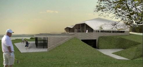 Club House Agua Vista - KLM Arquitectos