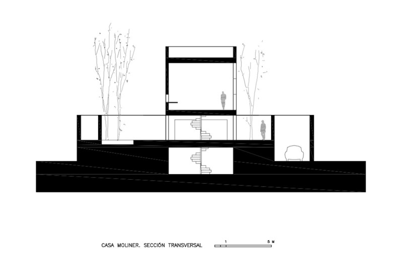Casa Moliner - Alberto Campo Baeza