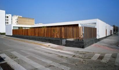 """Escuela Infantil """"La Rambleta"""" - Antonio Altarriba Comes – Miguel Noguera Mayén"""