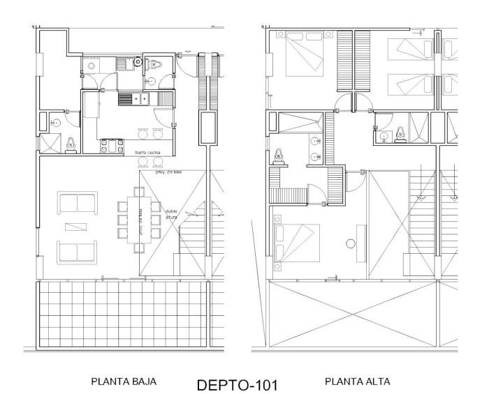Residencial Canoa - Rec Arquitectura
