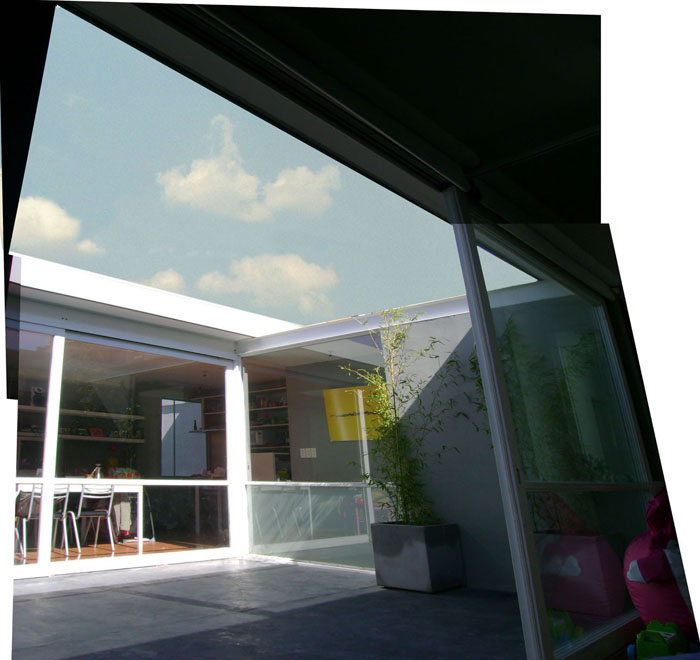 Sister House II - Estudio Borrachia Arquitectos