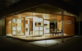 Showroom FUA - BROISSINarchitects