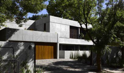 Casa en las Lomas - Estudio Ramos