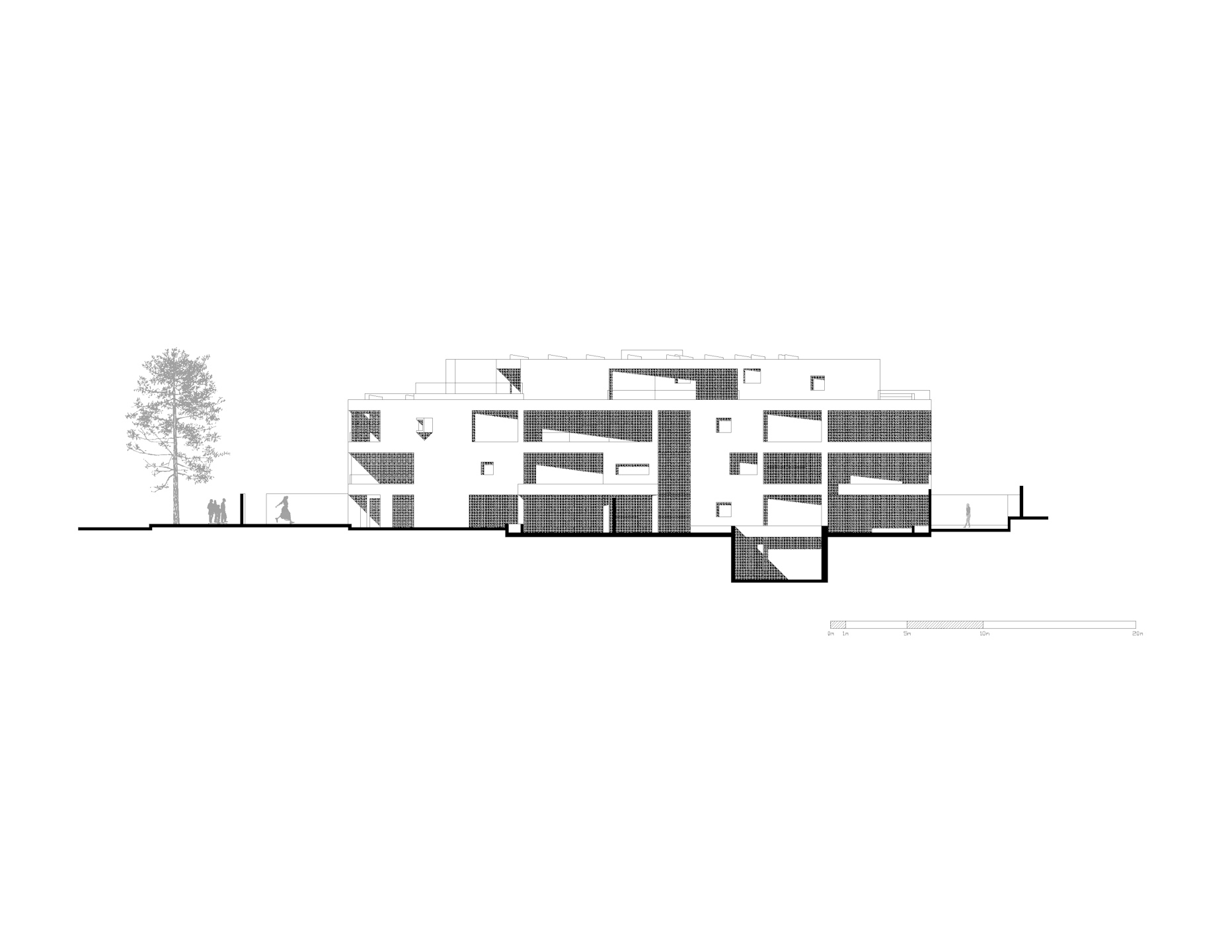 Edificio Tomás - Gonzalo Mardones Arquitecto