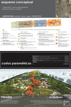 Museo de la Agricultura Culiacan - Diseño Neko