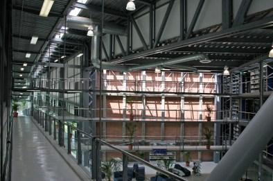 Biblioteca + Mediateca Fernando del Paso - LeAP