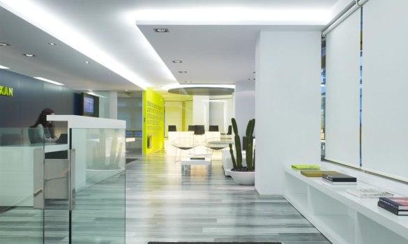 Oficinas Maxan - a.f. abeijón-fernandez arquitectos