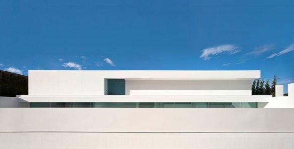 Casa del Atrio - Fran Silvestre Arquitectos