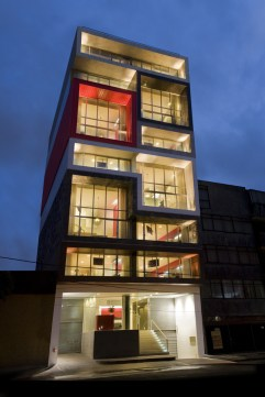 BNKR ARQUITECTURA FILADELFIA CORPORATE SUITES