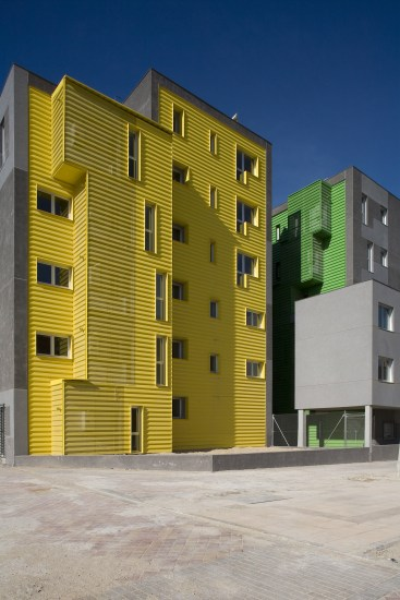 12 Torres de Vallecas - nodo17 architects