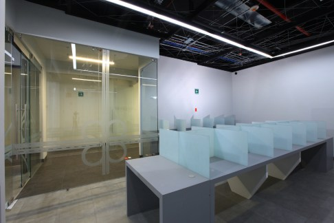 Oficinas I+D México - IN-OUT Arquitectura