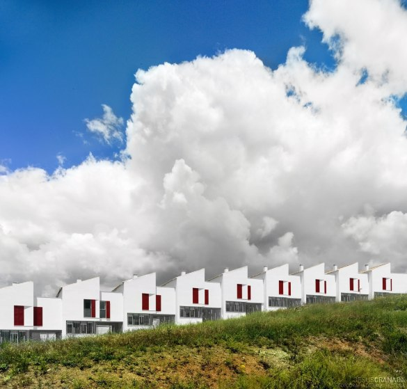 18 Viviendas de Promoción Pública en Iznájar - gabriel verd arquitectos