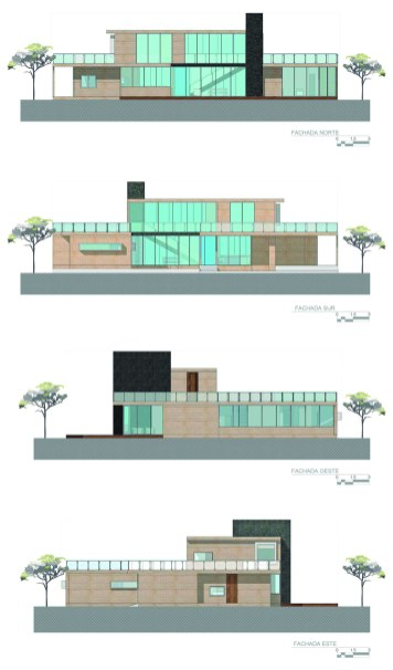 Casa Olaya - D+R Arquitectos