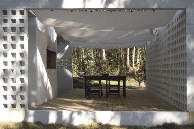 Casa de Bloques La Pedrera - gualano+gualano arquitectos