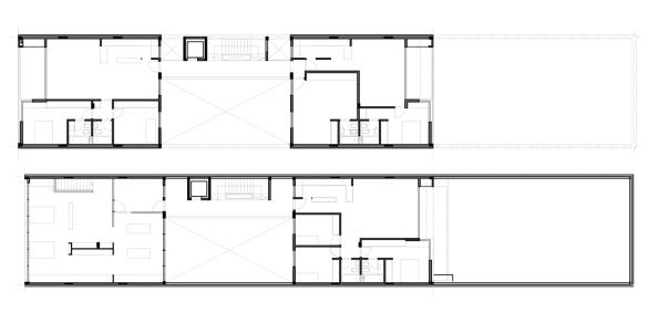 Dos Patios - RDR Arquitectos