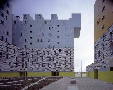177 Viviendas De Protección Oficial en Vitoria - Matos-Castillo Arquitectos